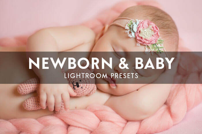 Presets Newborn Lightroom